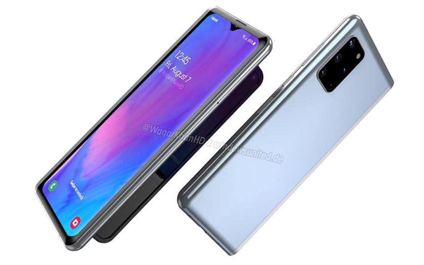 Le Samsung Galaxy S20 Lite repéré sur Geekbench ?