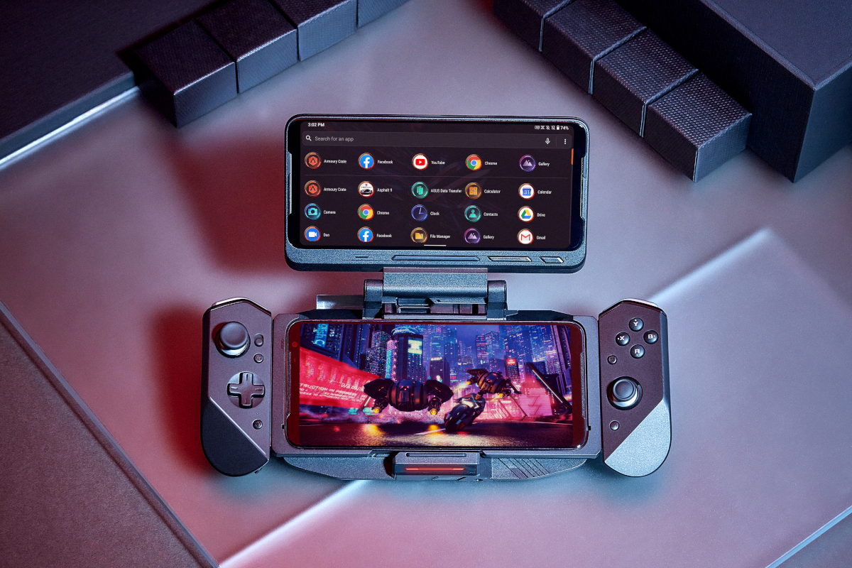 Asus unveils its ROG Phone 3 gaming smartphone