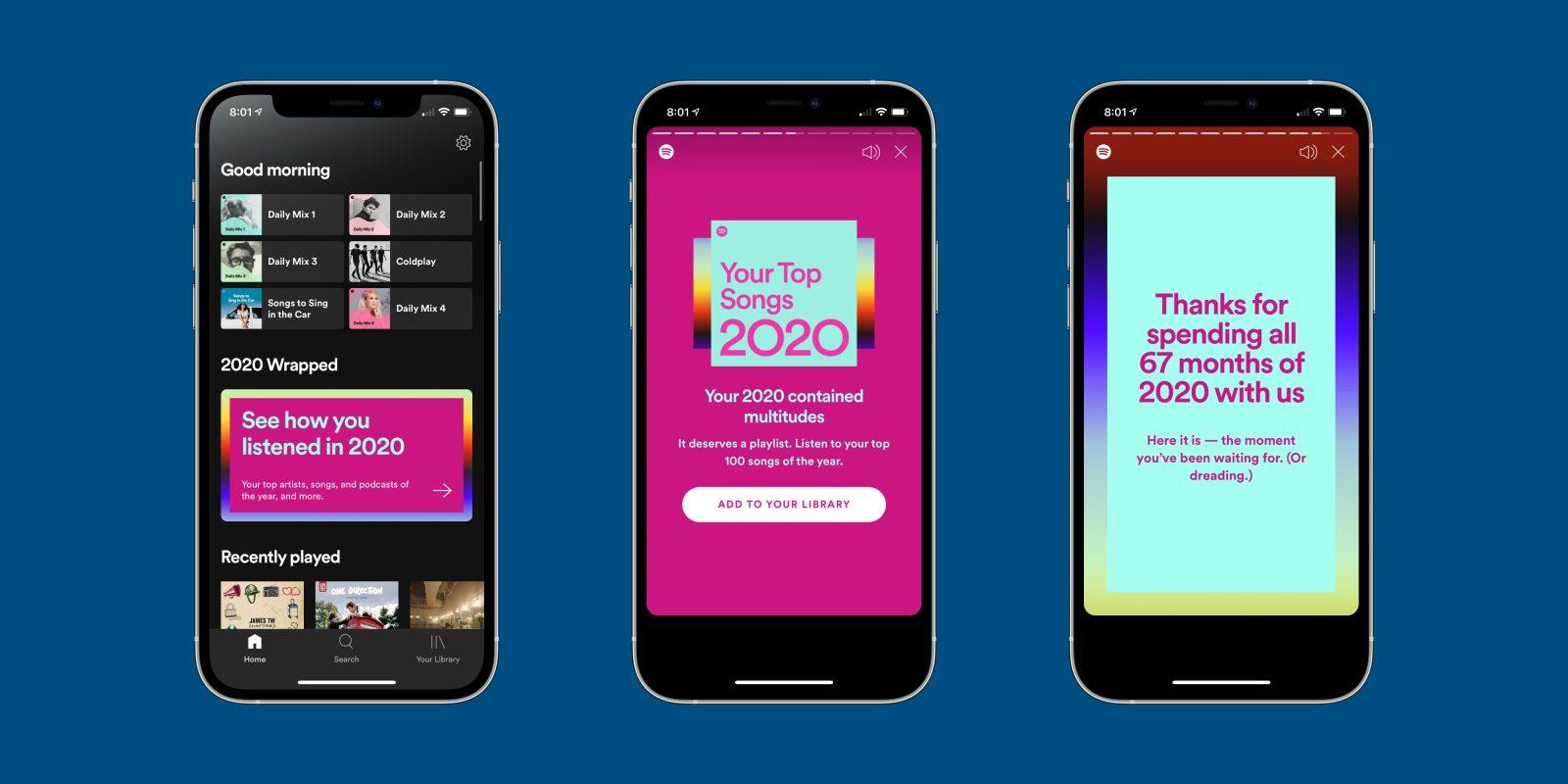 La fonction Replay déçoit de nouveau en 2020 — Apple Music