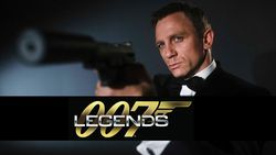 007 Legends - titre