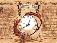 Alchemic Clock