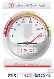 SFR LTE Advanced