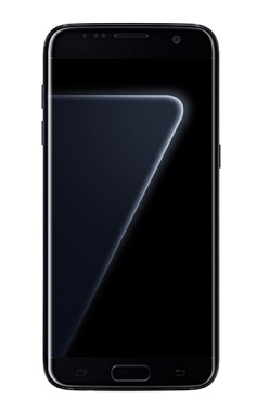 Galaxy S7 Edge pearl black