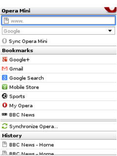 Opera-Mini-4.5-page-demarrage