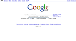 Google sites similaires 3