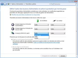 Alimentation Capot PC 3