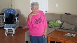 Just Dance 2 - mamie 97 ans