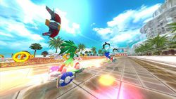 Sonic Free Riders - Kinect (6)