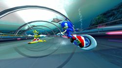 Sonic Free Riders - Kinect (8)