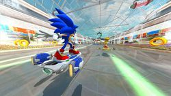 Sonic Free Riders - Kinect (9)