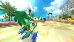 Sonic Free Riders - Kinect (10)
