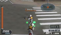 Earth Defense Forces 2 Portable PSP (9)