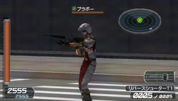 Earth Defense Forces 2 Portable PSP (11)