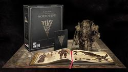 Elder Scrolls Online Morrowind Edition Collector