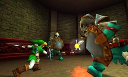 The Legend of Zelda - Ocarina of Time 3D (2)