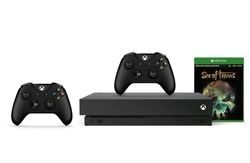 Xbox one X pack microsoft