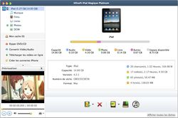 Xilisoft iPad magic screen