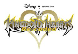 Kingdom Hearts Recoded DS - logo
