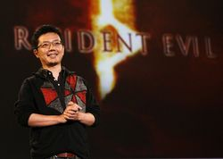 Jun Takeuchi - producteur Resident Evil 5