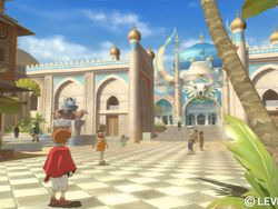 Ninokuni Shiroki Seihai no Majo PS3 (3)