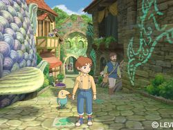Ninokuni Shiroki Seihai no Majo PS3 (5)