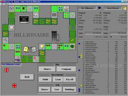Billionaire I screen