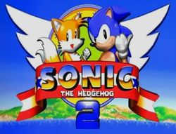 Sonic The Hedgehog 2 - 3D