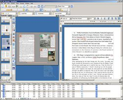 OmniPage Professional 17 screen