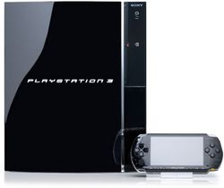 PS3 & PSP - consoles