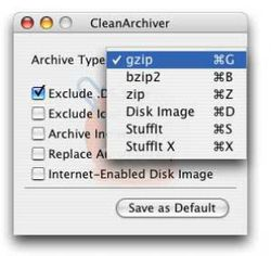 CleanArchiver