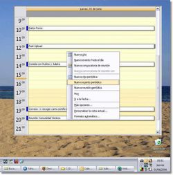 Outlook on Desktop