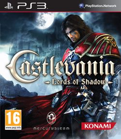 Castlevania Lords of Shadow - Jaquette PS3