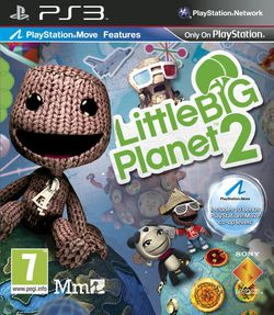 LittleBigPlanet 2 - jaquette PS3