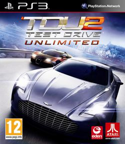 Test Drive Unlimited 2 - jaquette PS3