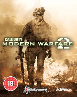 Call of Duty : Modern Warfare 2 - pochette