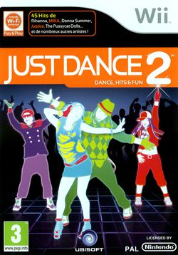 Just Dance 2 - jaquette Wii