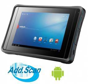 Addscan Unitech TB100 Android
