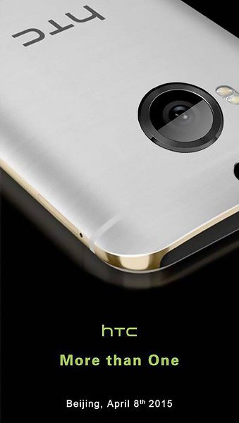 HTC One M9 more than one