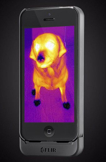 Flir One iPhone