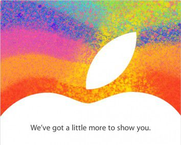 Apple conference iPad Mini