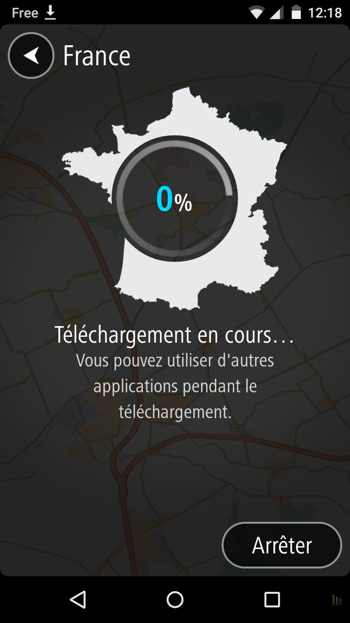 Applications GPS pour les smartphones : TomTom verse dans le gratuit