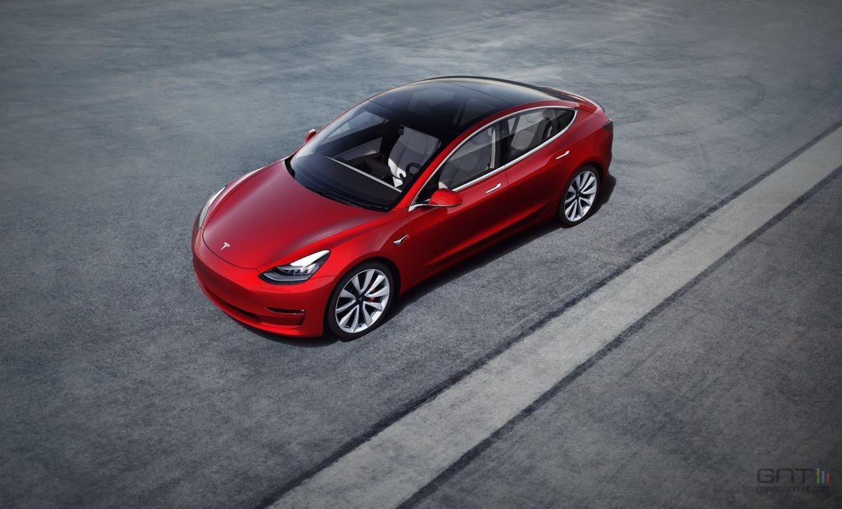 Tesla finalise une nouvelle batterie à longue autonomie — Véhicules électriques