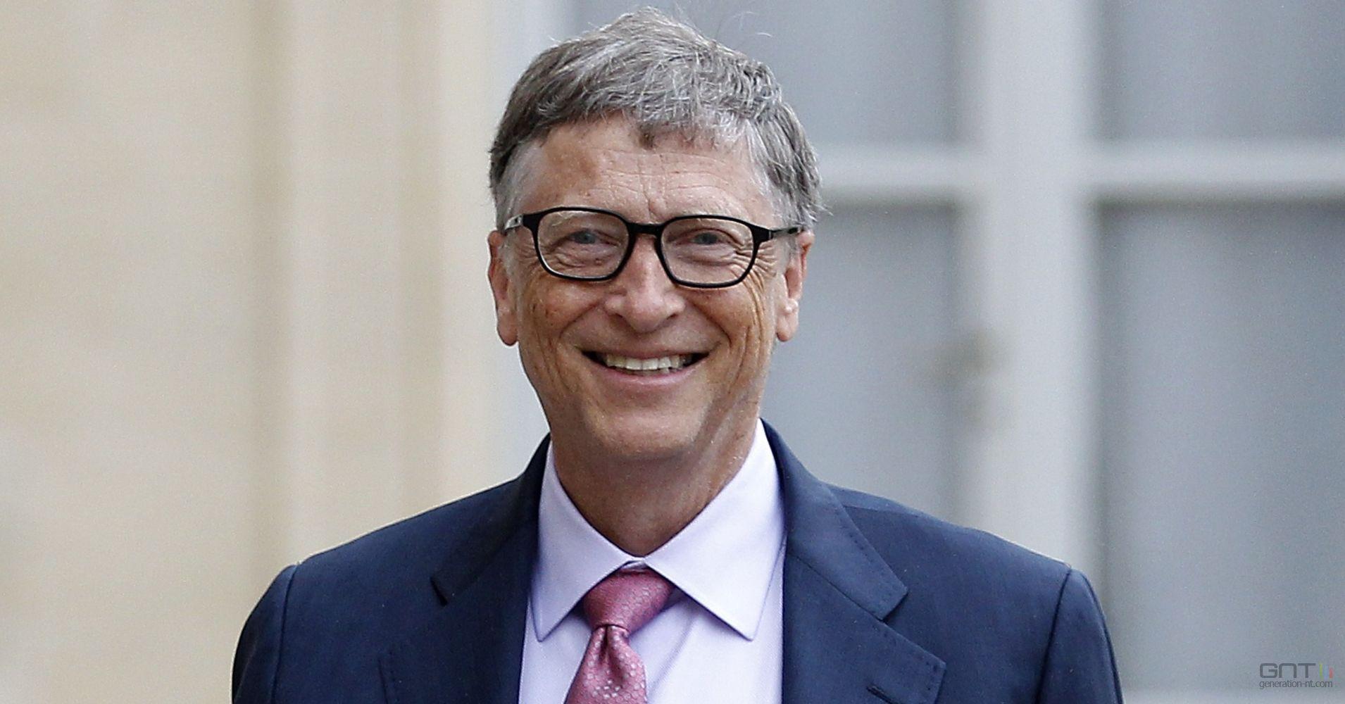 Bill Gates quitte le conseil d'administration de Microsoft après 12 années !