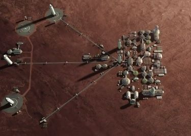 Mars colonisation