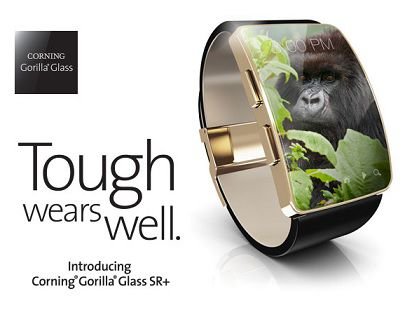 Corning Gorilla Glass SR