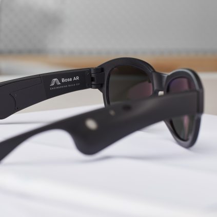 Bose AR lunettes realite augmentee