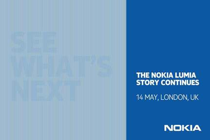 Nokia Lumia invitation