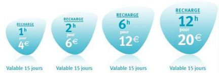 Bouygues Telecom recharge