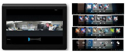 Sony Tablet Android ICS