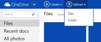 OneDrive-site-charger-dossier-entier